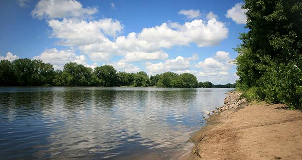Τα 10 μεγαλύτερα ποτάμια σε μήκος στον κόσμο με φωτογραφίες, Ο Μισσισσιπής