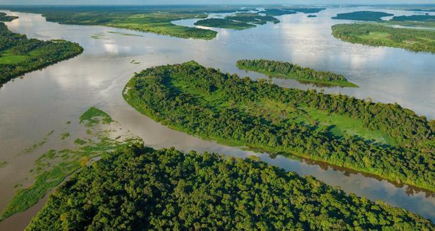 Τα 10 μεγαλύτερα ποτάμια σε μήκος στον κόσμο με φωτογραφίες, Ο Κονγκό