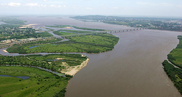 Τα 10 μεγαλύτερα ποτάμια σε μήκος στον κόσμο με φωτογραφίες, Ο Αμούρ ή Μαύρος Ποταμός