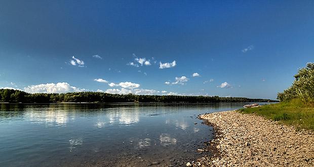 Τα 10 μεγαλύτερα ποτάμια σε μήκος στον κόσμο με φωτογραφίες, Ο Ομπ