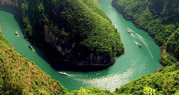 Τα 10 μεγαλύτερα ποτάμια σε μήκος στον κόσμο με φωτογραφίες, Ο Γιανγκτσέ