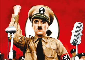 """""""Ο Μεγάλος δικτάτορας"""" μια ταινία του Τσάρλι Τσάπλιν που έμεινε στην Ιστορία (video)"""