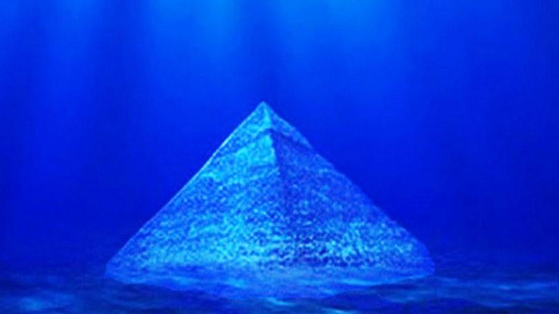 Οι πυραμίδες που βρίσκονται στο Τρίγωνο των Βερμούδων