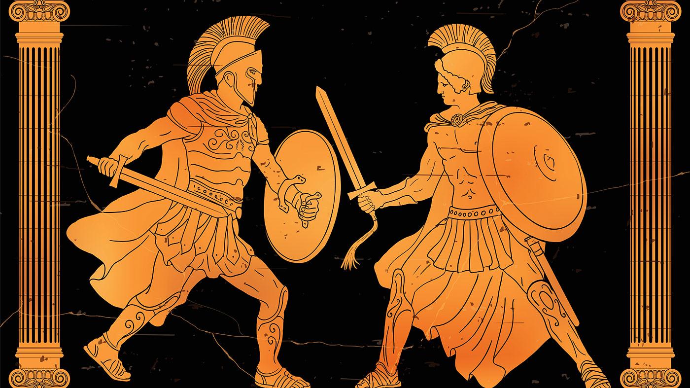 Μεγάλη συλλογή αγγλικών λέξεων με ελληνική ρίζα