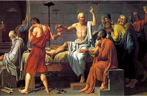 Ο φιλόσοφος Σωκράτης: η θεωρία των Ιδεών του, ξεπέρασε τα στεγανά της Επιστήμης.