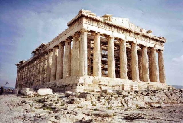 Οι Απαγορευμένες Κρυφές Είσοδοι της Ακρόπολης των Αθηνών