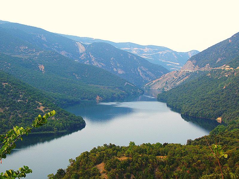 Τα 10 μεγαλύτερα ποτάμια της Ελλάδας με φωτογραφίες, Αλιάκμονας