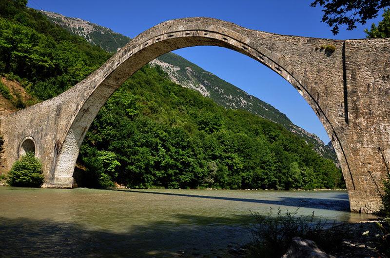 Τα 10 μεγαλύτερα ποτάμια σε μήκος της Ελλάδας με φωτογραφίες, Άραχθος