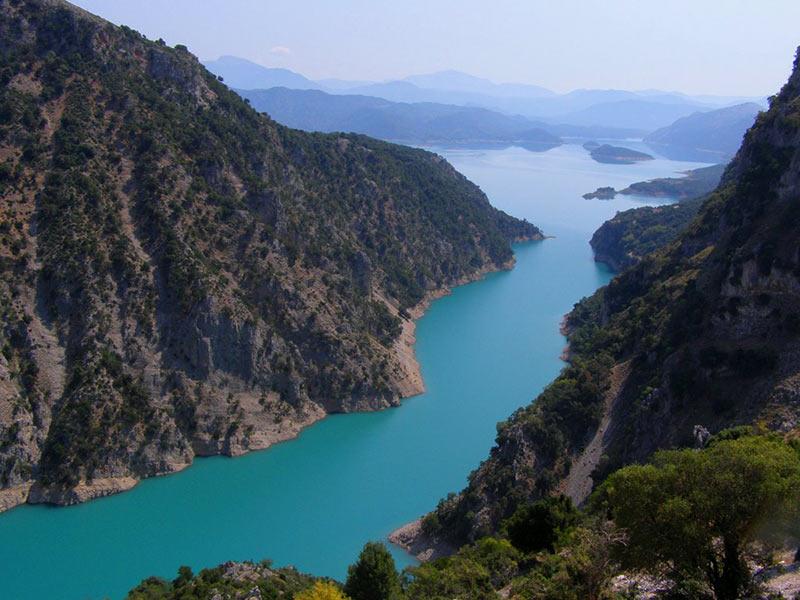 Τα 10 μεγαλύτερα ποτάμια της Ελλάδας με φωτογραφίες, Αχελώος