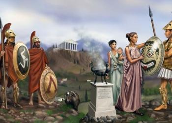 Αρχαία Ελληνικά ονόματα ανδρών και γυναικών