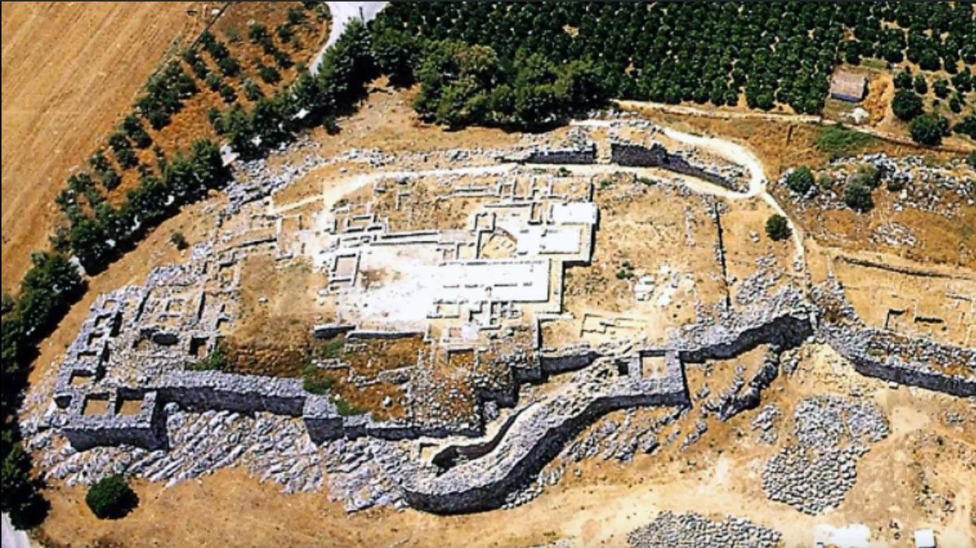 To σκυρόδεμα εφευρέθηκε από τους αρχαίους Έλληνες