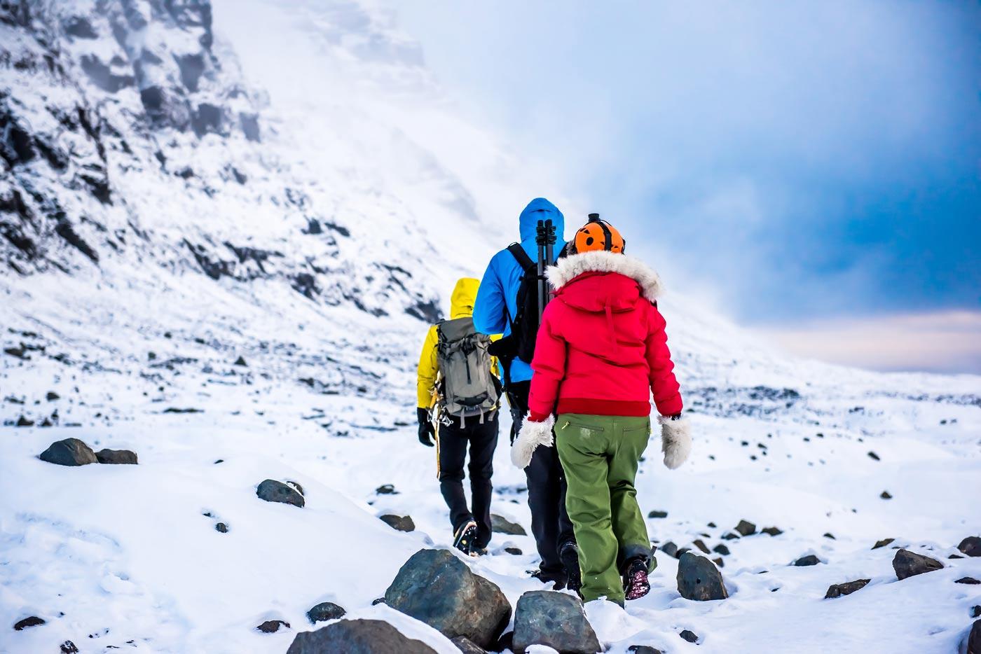 Γιατί κάνει περισσότερο κρύο στο βουνό απ' ότι στη θάλασσα;