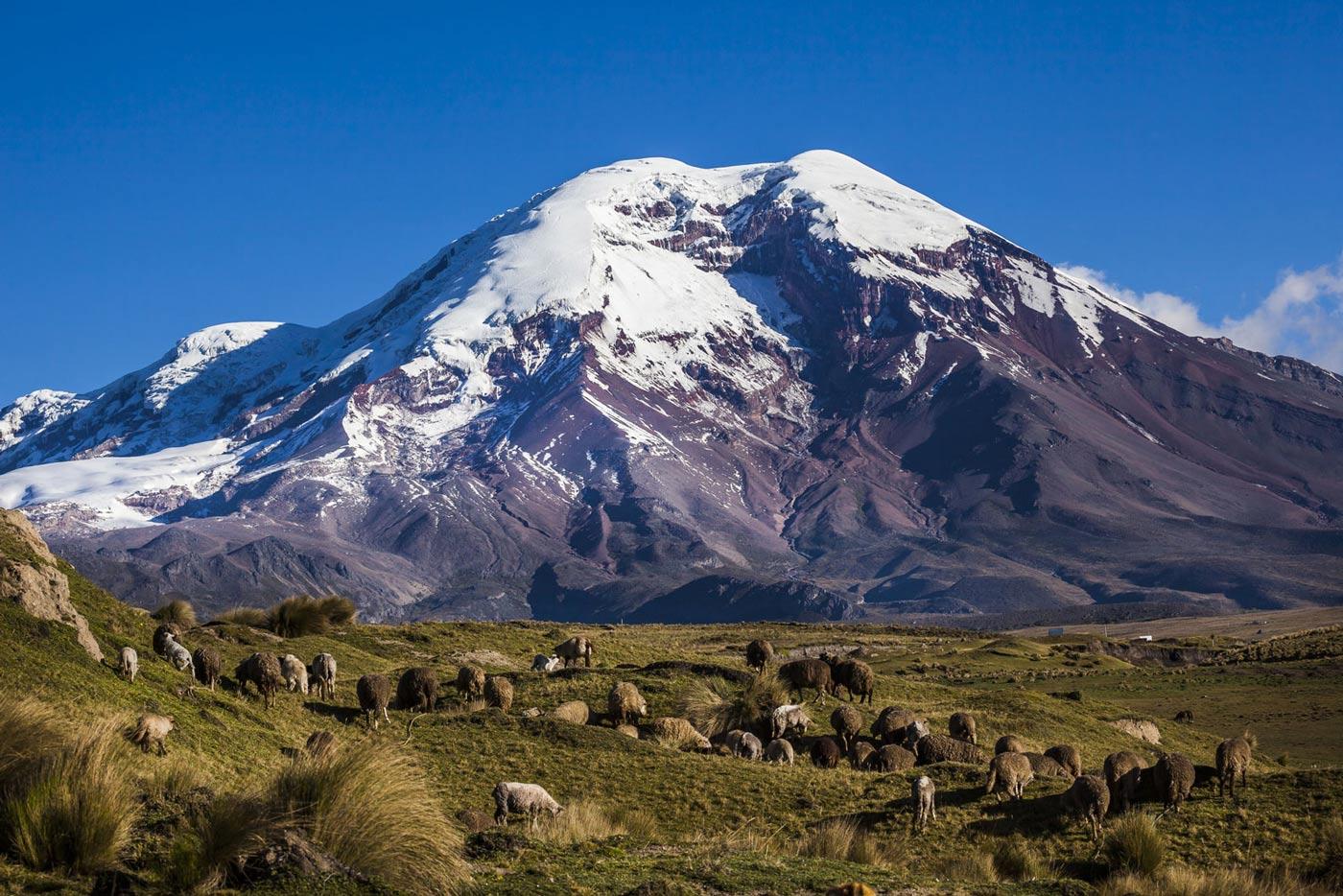 Το όρος Chimborazo