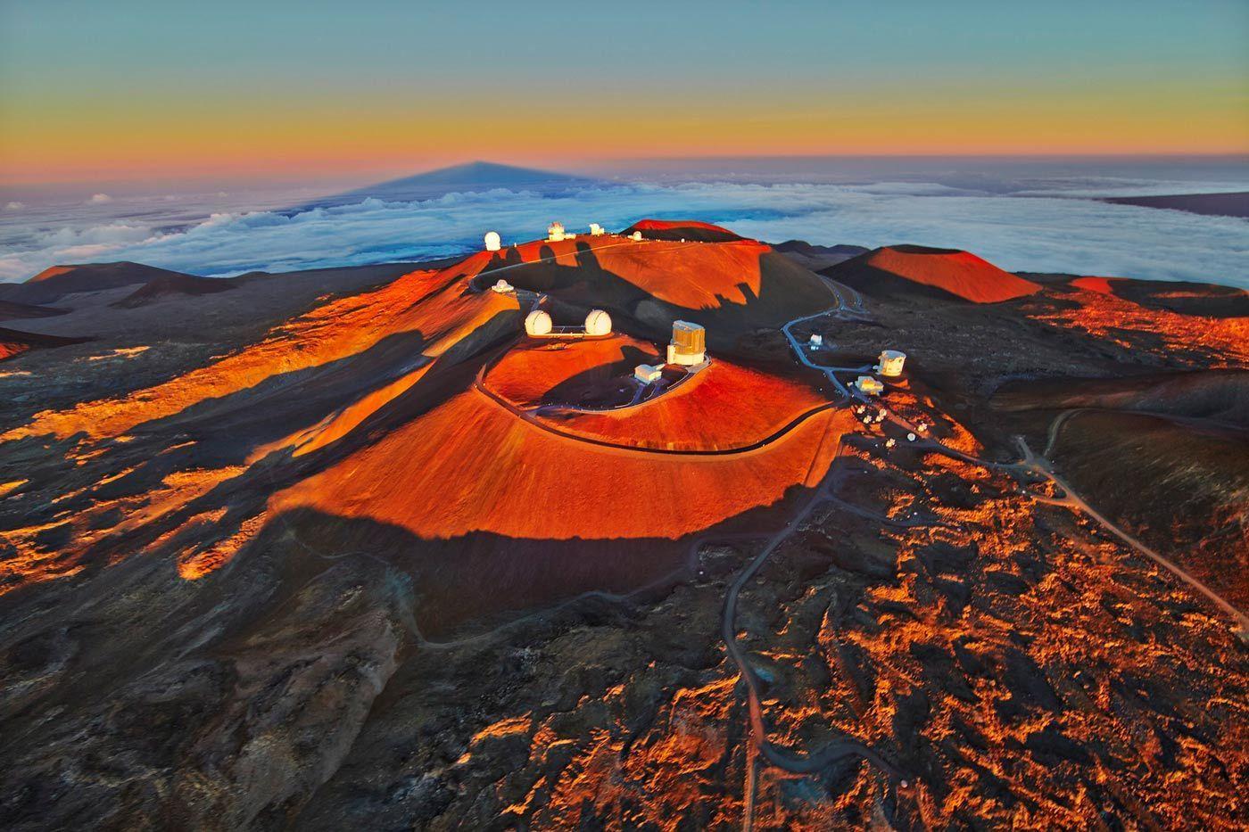 Το όρος Mauna Kea