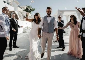 Γάμος στη Σαντορίνη, όλα όσα πρέπει να ξέρεις!
